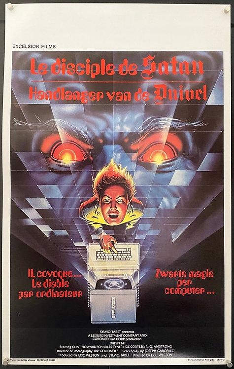 Evil Speak (1981) Le Disciple De Satan