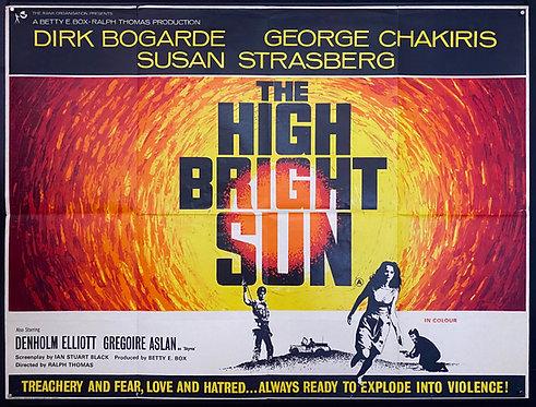 The High Bright Sun (1964)