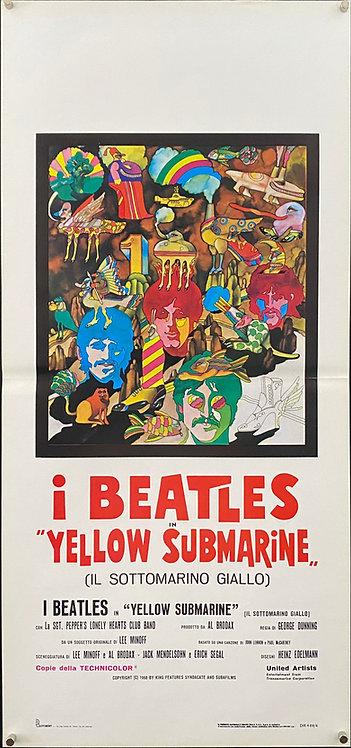 Yellow Submarine (1969R)