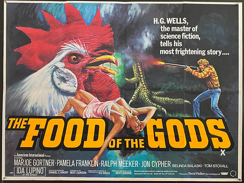 Food Of The Gods (1976)