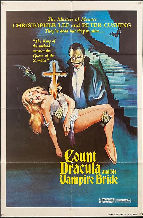 Count Dracula and His Vampire Bride (1973)