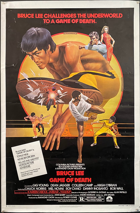 Game Of Death (1979)