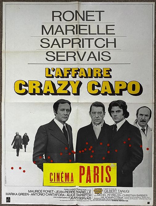 Crazy Capo Affair (1973)