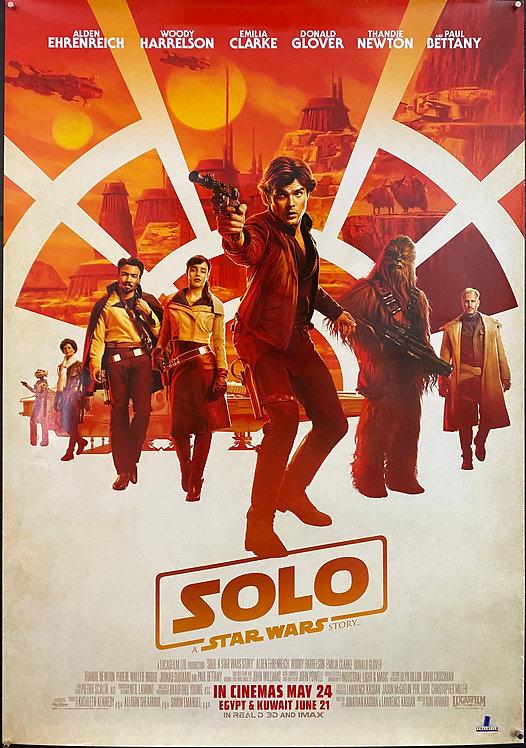 Solo - Star Wars (2018)