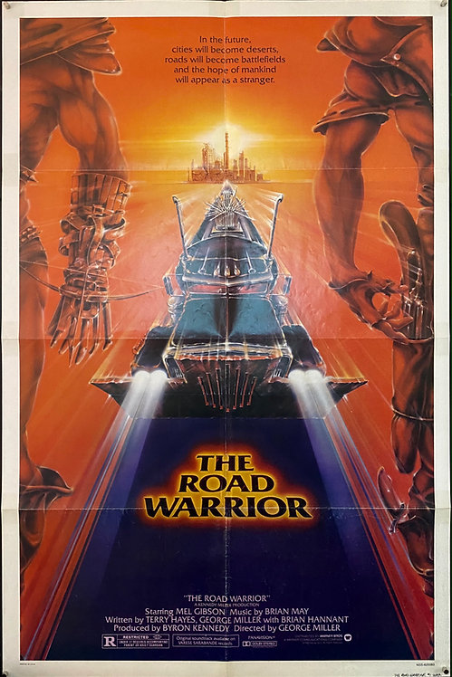 The Road Warrior - Mad Max 2 (1982)