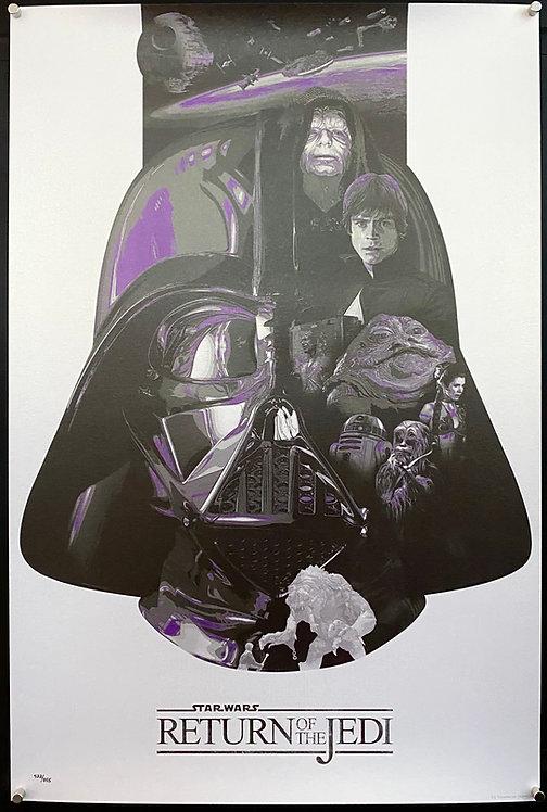Star Wars - Return Of The Jedi (2020)