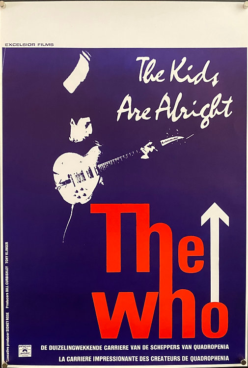 The Who - The Kids Are Alright (1979)