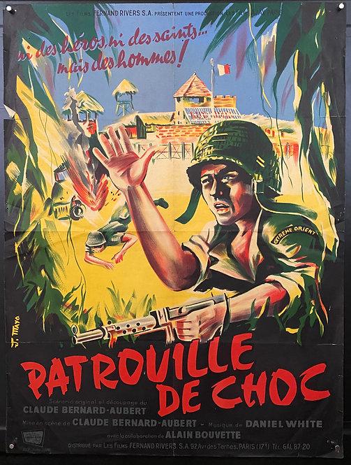 Shock Patrol (1957) Patouille Du Choc