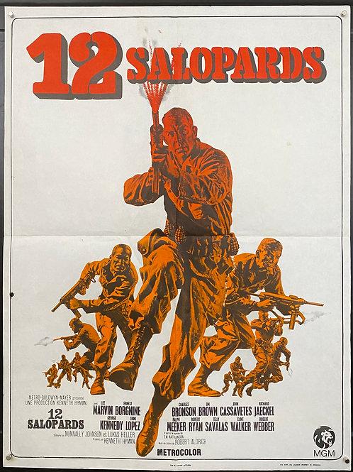 The Dirty Dozen (1967) 12 Salopards