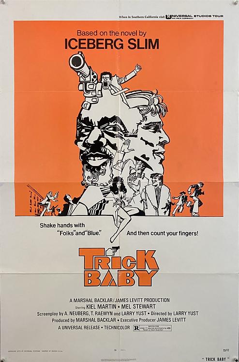 Trick Baby (1973)