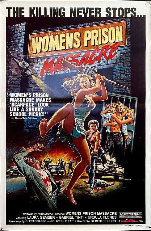 Womens Prison Massacre (1985)