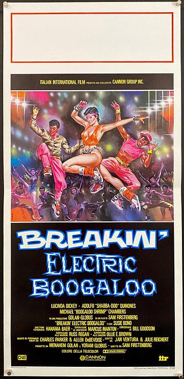 Breakin': Electric Boogaloo (1984)