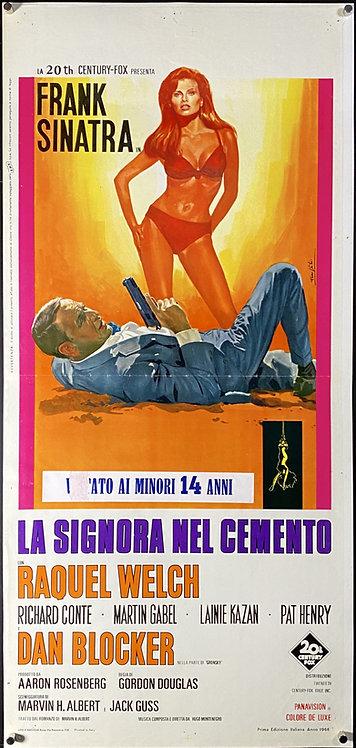 Lady In Cement (1968) La Signora Nel Cemento