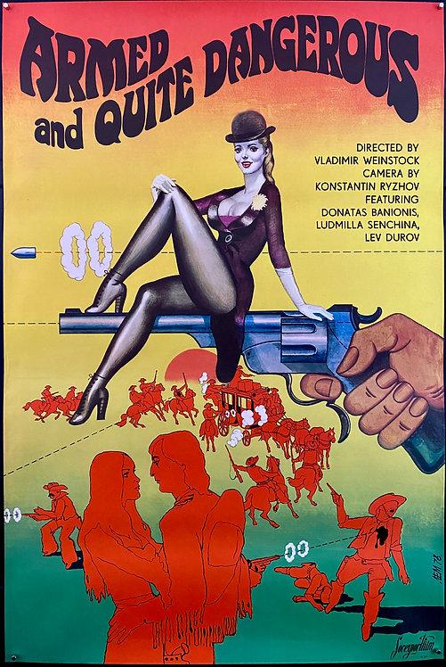Armed & Quiet Dangerous (1978)