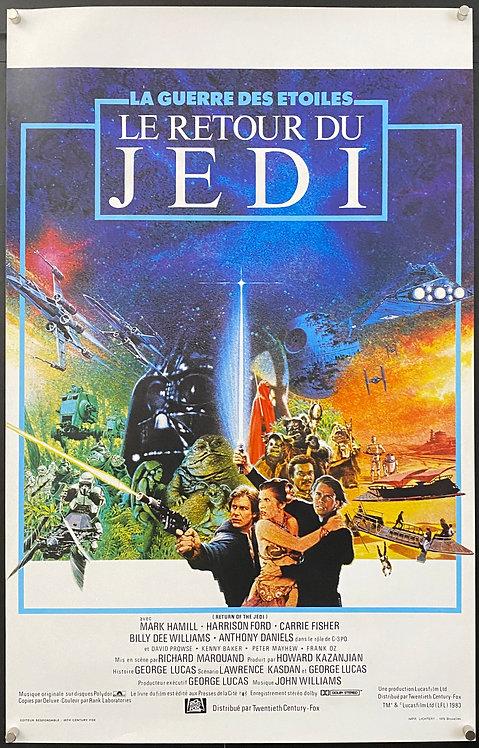 Star Wars - Return Of The Jedi (1983) Le Retour du Jedi