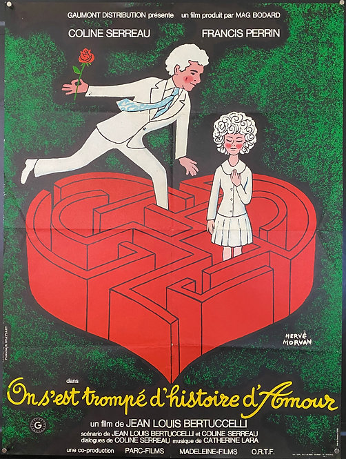 We Were Mistaken About a Love Story (1974)