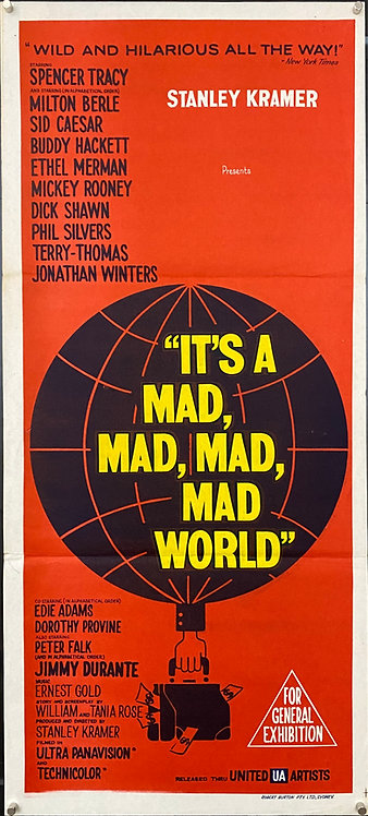 Its A Mad, Mad, Mad, Mad World (1964)