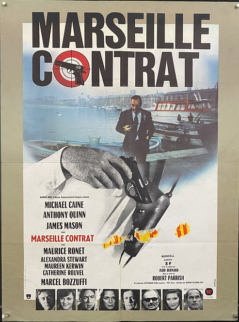 The Marseille Contrat (Marseille Contract)