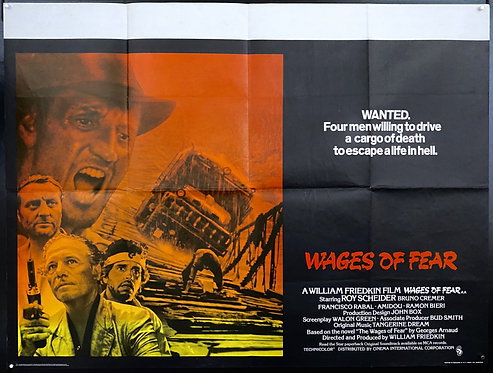 Wages Of Fear (1977)