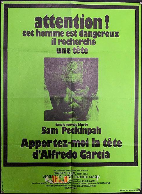 Bring Me The Head Of Alfredo Garcia (1974) Appotez-moi la tete d'Alfredo García