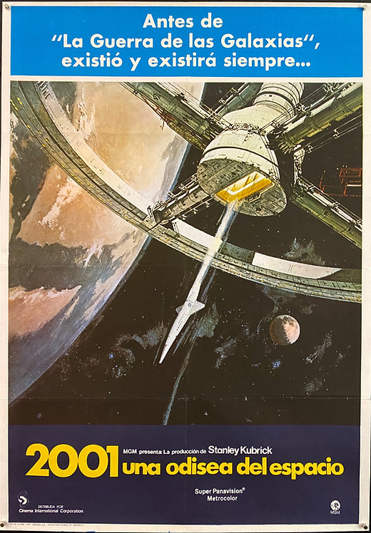 2001: A Space Odyssey (1977R)