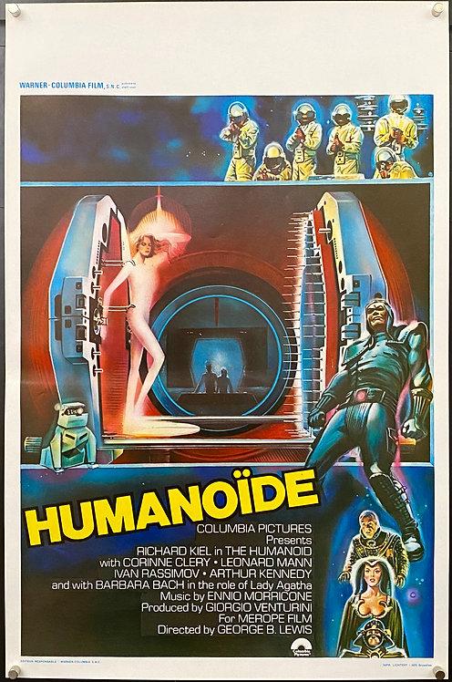 The Humanoid (1979) Humanoide