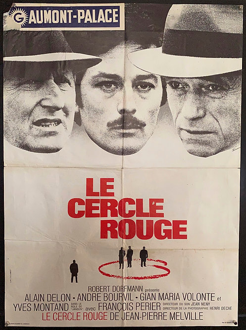 Le Cercle Rouge (The Red Circle)