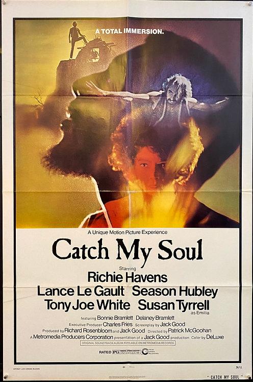 Catch My Soul - Richie Havens (1974)