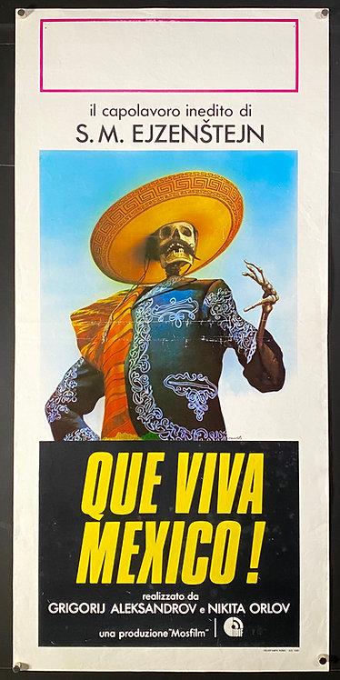 Que viva México (1979)