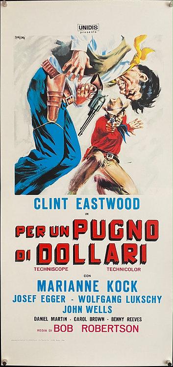 Fistful of Dollars (1966R)