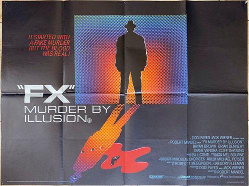 FX: Murder By Illusion