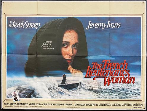 The French Lieutenants Woman (1981)
