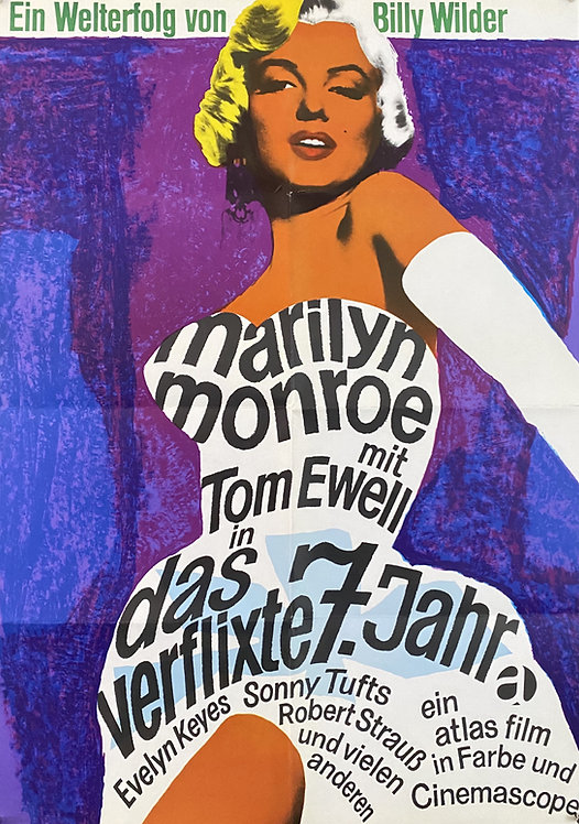 Seven Year Itch (1966)