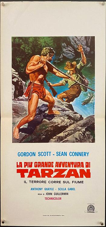 Tarzan's Greatest Adventure (1970R)