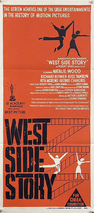 West Side Story (1962)