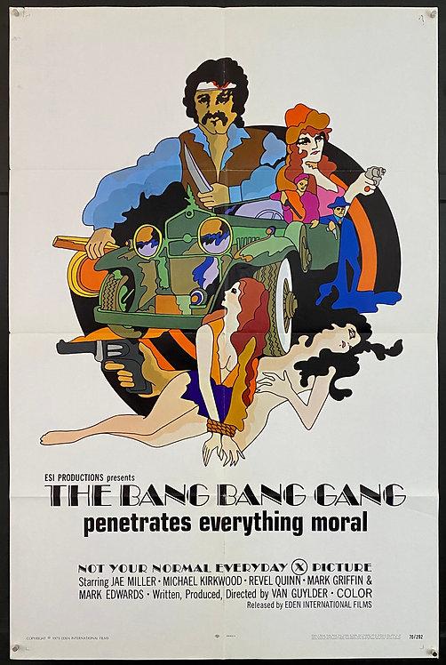 The Bang Bang Gang (1970)