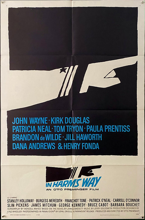 In Harms Way (1965)