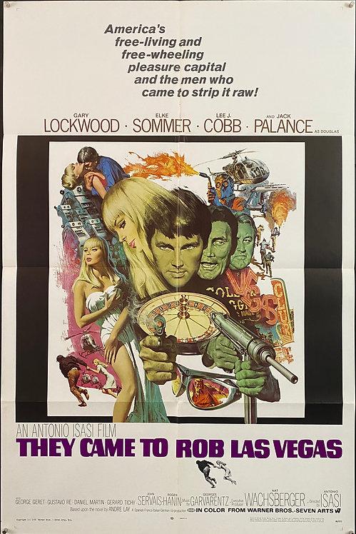 They CameTo Rob Las Vegas (1968)