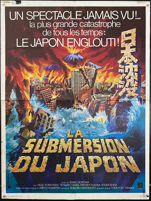 Japan Sinks  (1973) La Submerison Du Japon