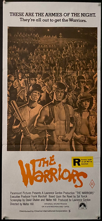The Warriors (1980R)