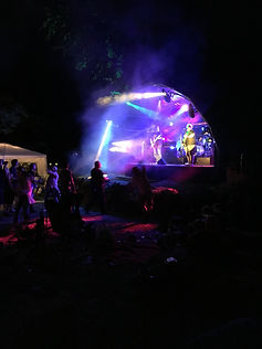 Castlewood Rocks 2016