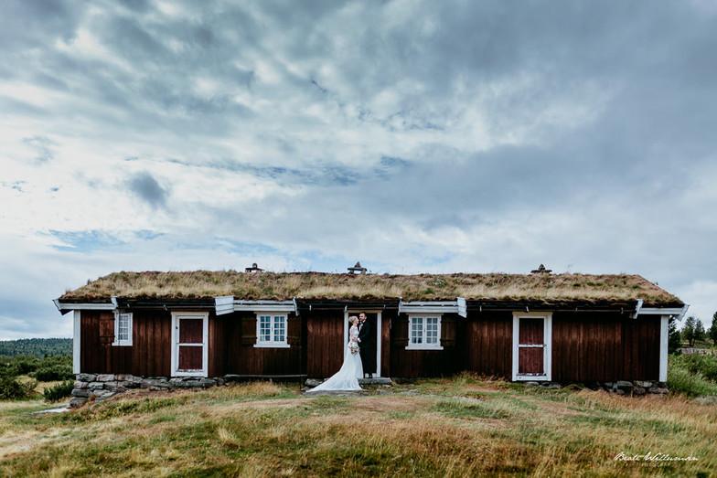 Bryllupsfotografering Fotograf Beate Willumsen