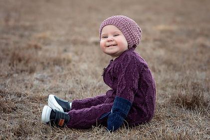 Referanse barnefotografering utendørs