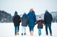 Familiefotografering i sjangeren livsstil