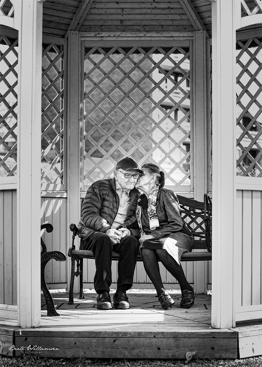 70 års ekteskap