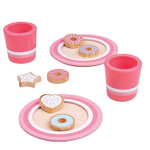 Bigjigs – Milk & Cookies Set
