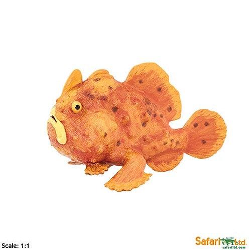 Safari Ltd – Frog Fish Incredible Creatures 100070