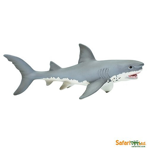Safari Ltd – Great White Shark (Wild Safari Sea Life) 275029