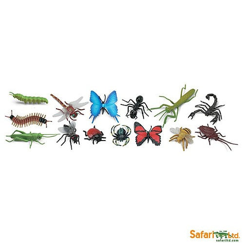Safari Ltd – Insects Toob 695304