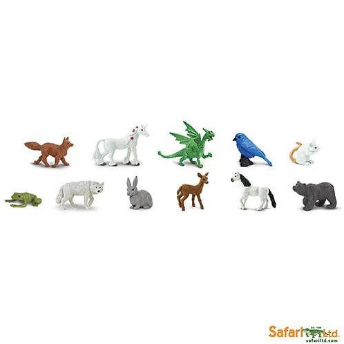 Safari Ltd – Fairy Tale Animals Toob 100112